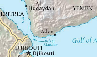 Bab el Mandeb